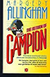 The Return of Mr. Campion: Uncollected Stories (0340535407) by Margery Allingham