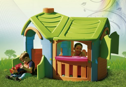 Imagen principal de Marian - Plast 300 - 0662 - Niños - Playhouse Villa con el anexo
