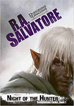 books by ra salvatore