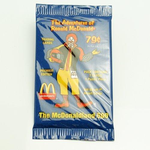 アドベンチャー ロナルド・マクドナルド トレーディングカード 7枚入パック 5パックセット【アートカード】