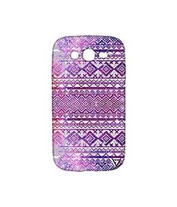 Vogueshell Jaipuri pattern Printed Symmetry PRO Series Hard Back Case for Samsung Galaxy Grand