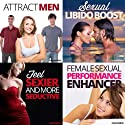 Sexual Hypnosis for Women Bundle: Unleash Your Sexual Goddess, with Hypnosis  by Hypnosis Live Narrated by Hypnosis Live