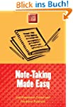 Note-Taking Made Easy (Study Smart Se...