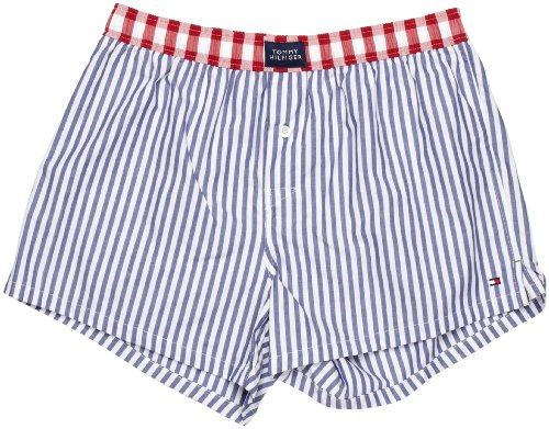 Tommy Hilfiger Fabrice Stripe Woven Boxer