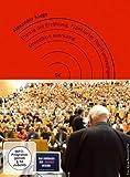 DVD Cover 'Alexander Kluge - Theorie der Erzählung/Frankfurter Poetikvorlesungen [2 DVDs]