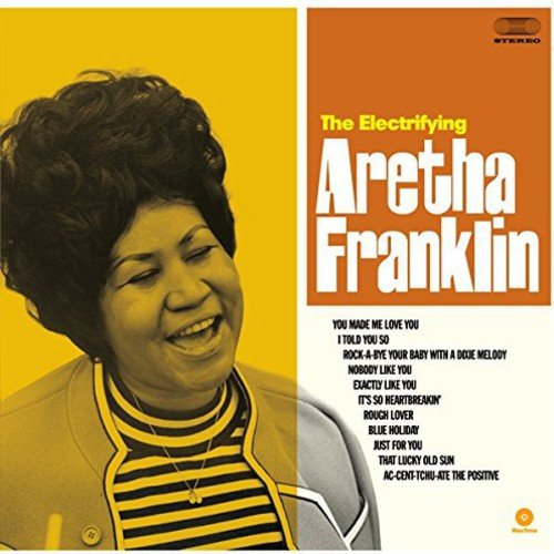 Aretha Franklin - The Electrifying Aretha Franklin (CD2) - Zortam Music