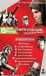 Coffret Eisenstein - Coffret 8 DVD