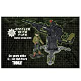 FLAK with Steeler Night Force GI Joe Convention 2013 Exclusive Action Figure
