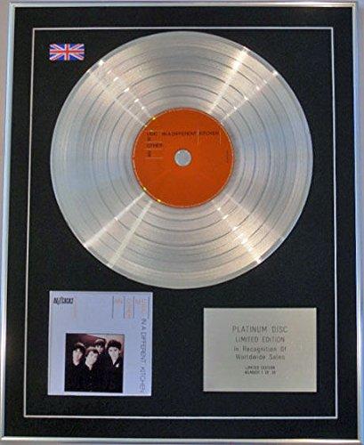 BUZZCOCKS Ltd-Platinum Edition CD disco-ANOTHER MUSC I...