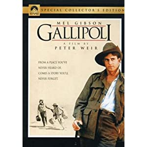 Click to buy Mel Gibson Movies: Gallipoli from Amazon!