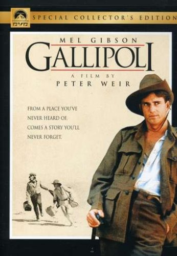 Cover art for  Gallipoli