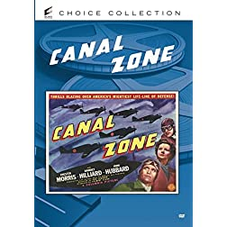 Canal Zone (1942) - DVD