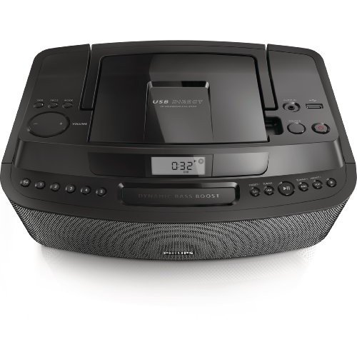 Philips AZ420/12 lettore e registratore CD