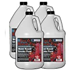 Fire and Rescue Fog Smoke Fluid Juice - 4 Gallon Case by Froggys Fog