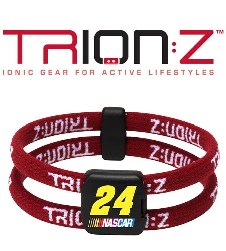 Men's Trion:Z Dual Loop Magnetic/Ion Bracelet