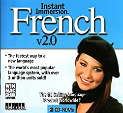 Topics Entertainment Instant Immersion French (2 CDs)