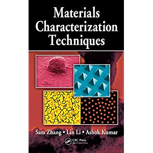 Materials Characterization Techniques