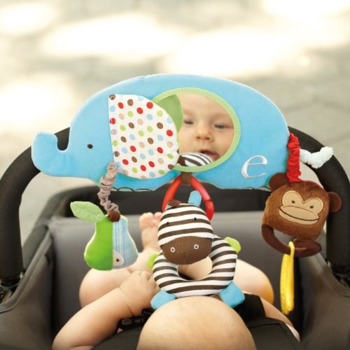 skip hop stroller bar activity toy alphabet zoo great website for quality baby products. Black Bedroom Furniture Sets. Home Design Ideas
