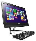 Lenovo C40-05 21.5-Inch All-in-One Desktop (F0B5000GU) Black