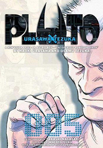 Pluto: Ursawa x Tezuka Volume 5