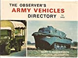 img - for The Observer's Army Vehicles Directory to 1940 (Olyslager Auto Library) book / textbook / text book