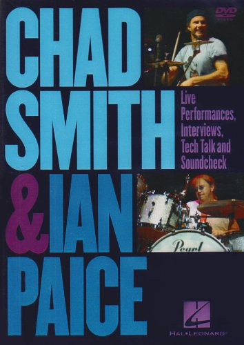 Chad Smith And Ian Paice [Edizione: Regno Unito]