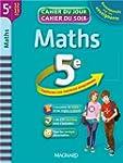Maths 5e : cahier de r�vision et d'en...