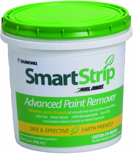 Smart Strip by Peel Away® One Quart 'Sample Size' Paint Remover (Non Toxic Paint Remover compare prices)