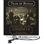Team of Rivals: The Political Genius of Abraham Lincoln audio edition
