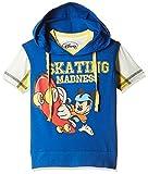 Kidsville Boys' T-Shirt (MF1TB05_Multicolor_5 - 6 years) (Combo T-Shirt's-2)