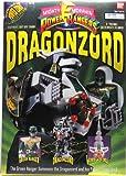 Power Rangers Deluxe Dragonzord & Green Ranger