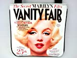 Mr Handbag Marilyn Monroe Vanity Fair Magazine Cover Messenger Cross Body Sling Bag Purse