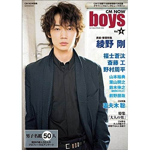 CM NOW boys Vol.4