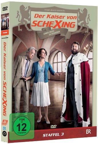 Der Kaiser von Schexing - Staffel 3 [2 DVDs]