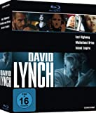 David Lynch Collection: Lost Highway, Mulholland Drive, Inland Empire [Blu-ray] [Region Free]