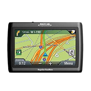 Magellan RoadMate 1424-LM 4.3-Inch Portable GPS Navigator with Lifetime Maps