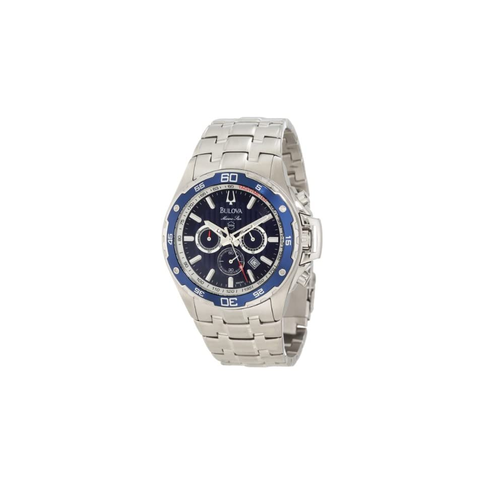 Bulova Mens 98B163 Marine Star Watch