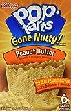 Kellogg's Gone Nutty Peanut Butter Pop Tarts