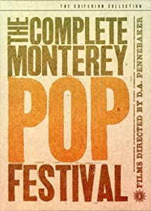The Complete Monterey Pop Festival (The Criterion Collection)