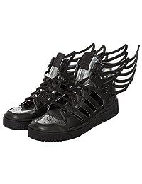 Jeremy Scott Wings 2.0 Cutout Mens in Black by Adidas