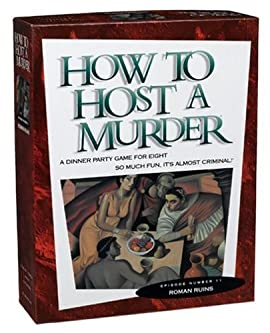 How to Host a Murder - Roman Ruins Neal Shusterman