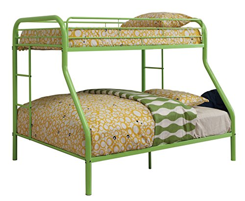 Full Over Futon Bunk Bed 4550 front