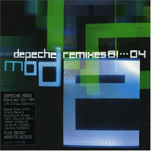 Depeche Mode - Remixes