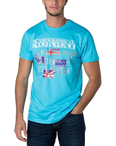 Geographical Norway T-Shirt Snht türkis