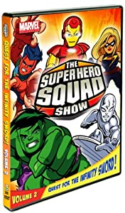 Super Hero Squad Show: Quest for Infinity Sword 2 [Import]