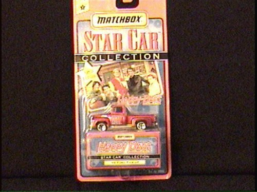 Happy Days '54 Ford Pick Up Truck by Matchbox Star Car Collection - Series 1