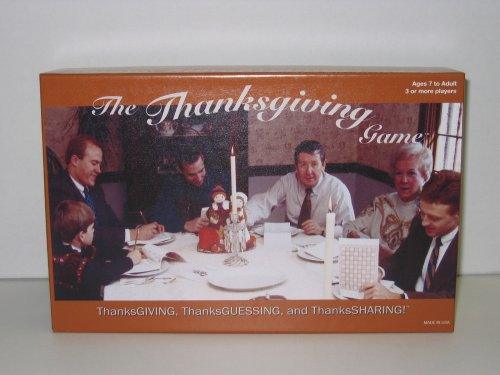 Buy The Thanksgiving Game