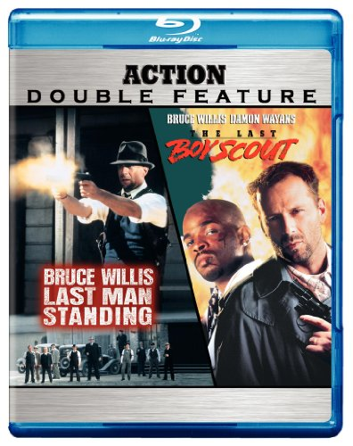 Cover art for  Last Man Standing / The Last Boy Scout (Action Double Feature) [Blu-ray]