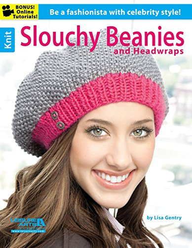 Knit Slouchy Beanies & Headwraps: Be a Aashionista with Celebrity Style!