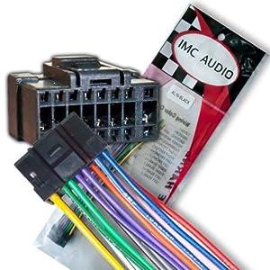 alpine cde 100 wiring harness amazon.com: alpine cde 9843 9845 9846 9852 9870 9872 9873 ...